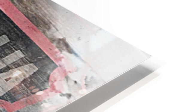 South Australia Sign HD Sublimation Metal print