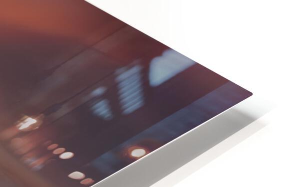 Light em Up  HD Sublimation Metal print