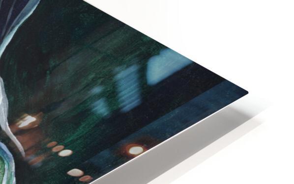 RA 029 - בא בימים HD Sublimation Metal print