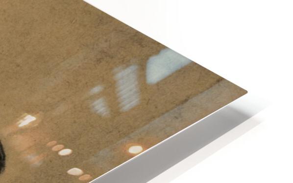 RA 030 -  כד מים HD Sublimation Metal print