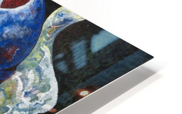 RA 036 - עגל הזהב - The Golden calf HD Sublimation Metal print