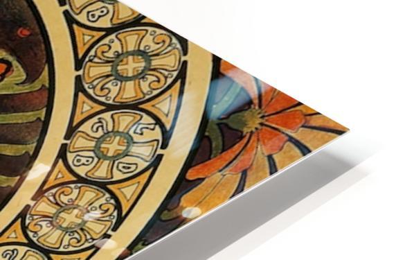 La Trappistine by Alphonse Mucha HD Sublimation Metal print