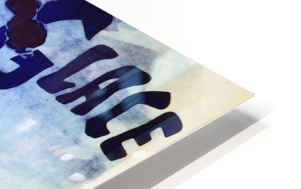 Palais de Glace by Cheret HD Sublimation Metal print