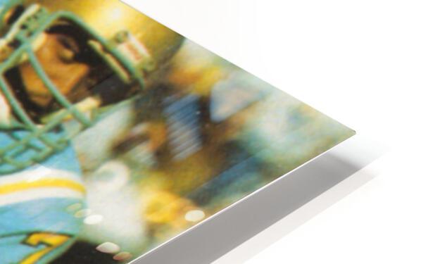 1983 UCLA Bruins Football Poster HD Sublimation Metal print