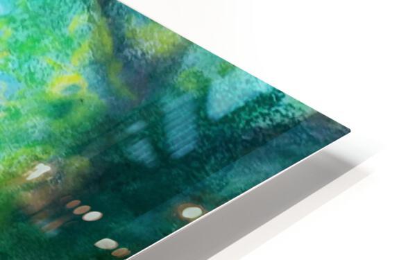 The Bridge To Next Tuesday HD Sublimation Metal print