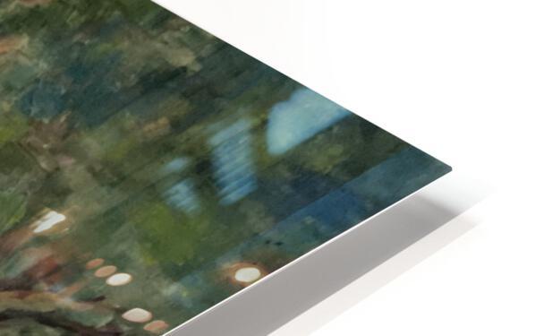 Oak trees HD Sublimation Metal print