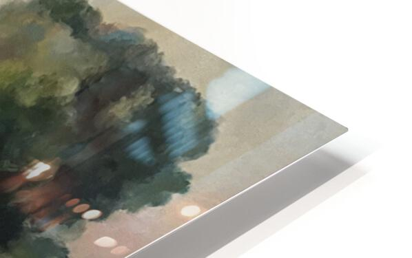 Monet study two HD Sublimation Metal print