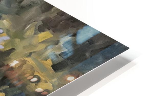Agapanthus  HD Sublimation Metal print