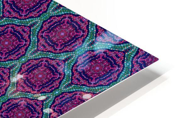 Mosaic 58 HD Sublimation Metal print