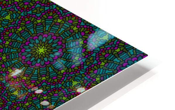Mosaic 11 HD Sublimation Metal print