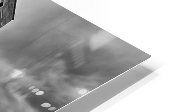 Grain Elevator HD Sublimation Metal print