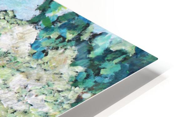 MulberryTrees HD Sublimation Metal print