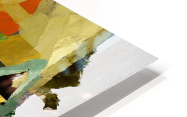 Totem HD Sublimation Metal print