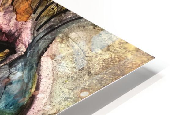 Shaman Impression de sublimation métal HD