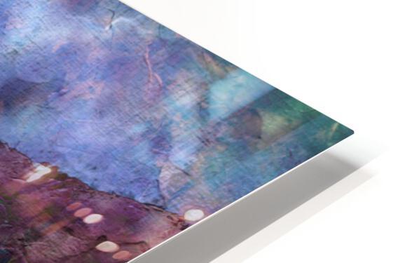 Landscape Mist HD Sublimation Metal print