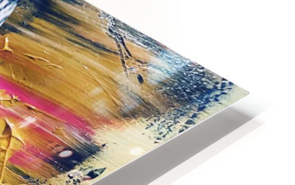 Vivienne HD Sublimation Metal print