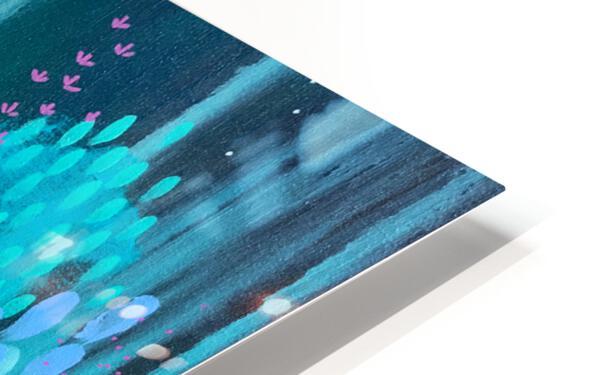 Wanderer HD Sublimation Metal print