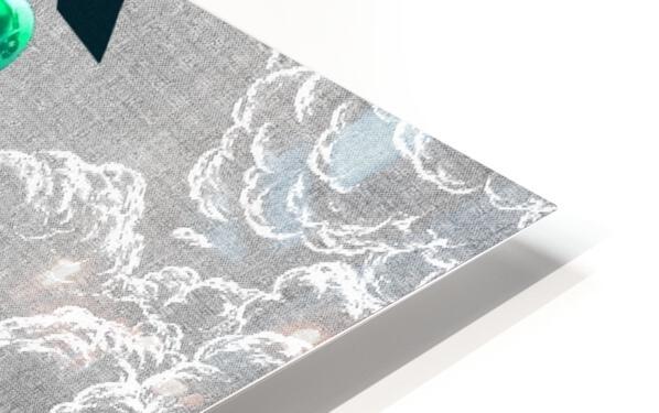 Parallax  HD Sublimation Metal print