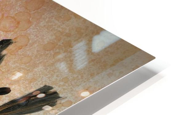 My People 5 Impression de sublimation métal HD