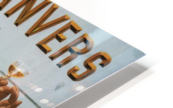 Elixir DAnvers Vintage Advertising Poster HD Sublimation Metal print
