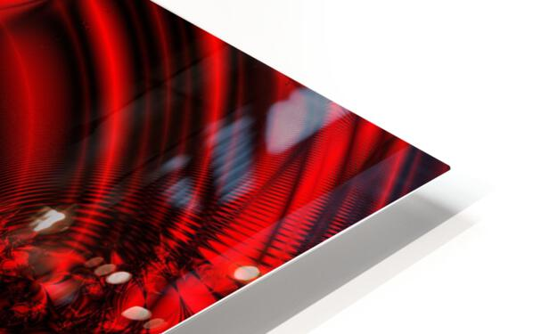 RedCell HD Sublimation Metal print