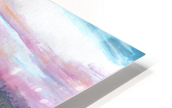 Channeling Monet HD Sublimation Metal print