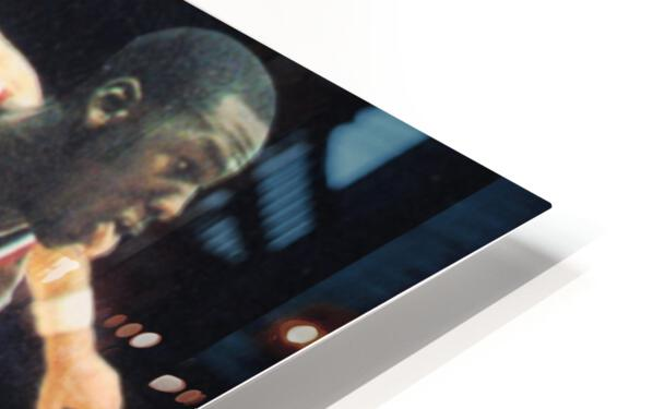 1984 Michael Jordan USA Basketball Art HD Sublimation Metal print