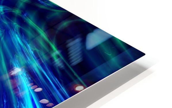 Glasswaves HD Sublimation Metal print