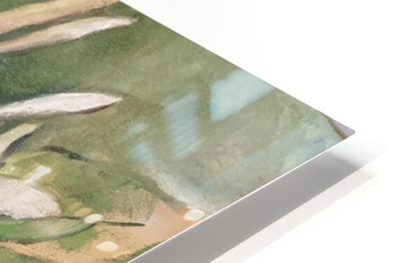 Plumeria  HD Sublimation Metal print
