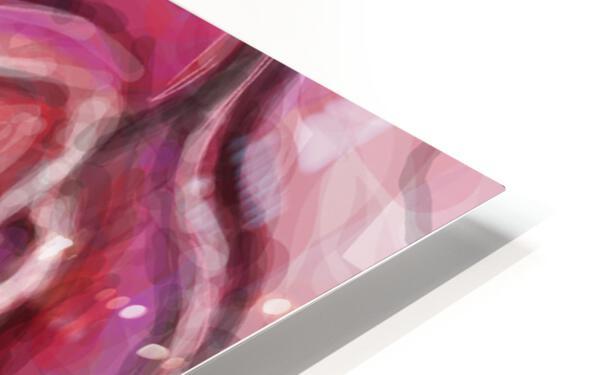 Petals Impression de sublimation métal HD