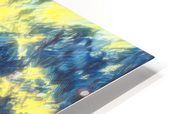 Sailboat HD Sublimation Metal print