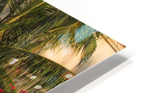 Lush and Beautiful  HD Sublimation Metal print