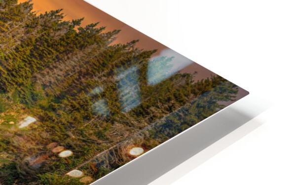 Vue Ouest Anse St-Georges HD Sublimation Metal print