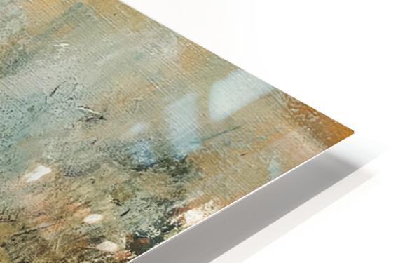 Roadside HD Sublimation Metal print