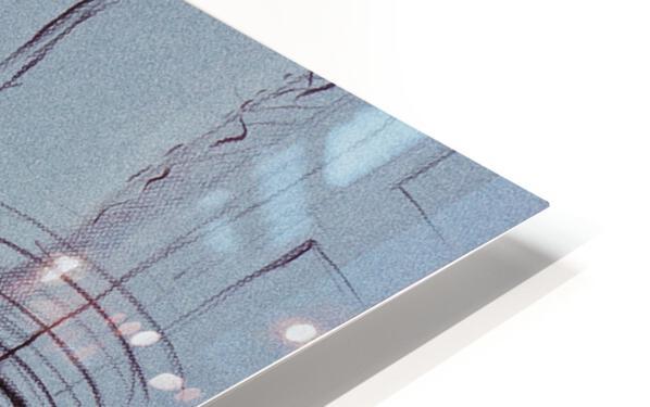 Drenthe Corner  HD Sublimation Metal print