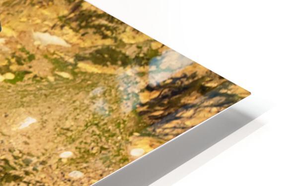 Emerald Lake  HD Sublimation Metal print