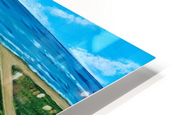 Ice Cream HD Sublimation Metal print