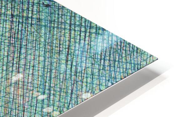 Greenblocks HD Sublimation Metal print