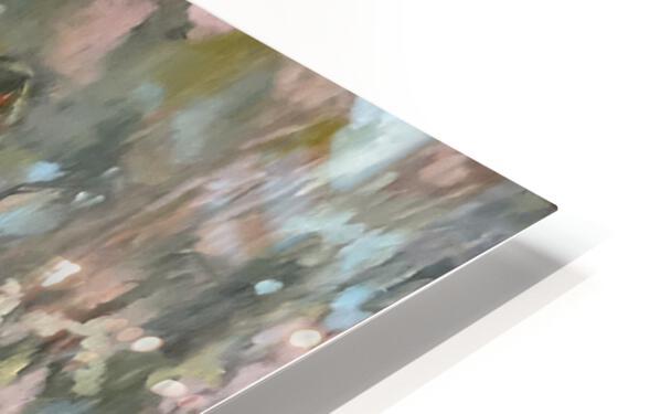 Layton castle  HD Sublimation Metal print