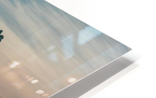 Technicolour Contemplation HD Sublimation Metal print