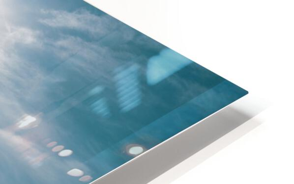 Soft Illumination  HD Sublimation Metal print