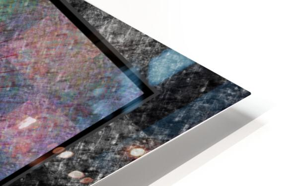 Layers of my Heart HD Sublimation Metal print