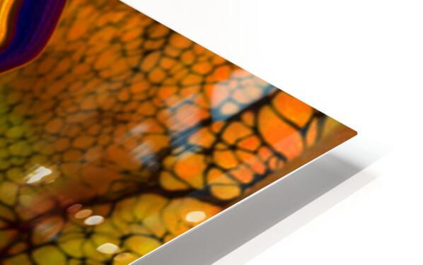 POLLENS SUMMER GLOW 6 HD Sublimation Metal print