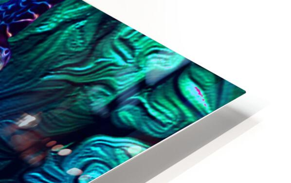 Turtles en Saison 5 HD Sublimation Metal print