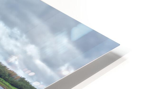 Les Warrecks HD Sublimation Metal print