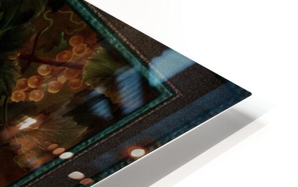 Pumpkin Platter by Johan Laurentz Jensen Classical Fine Art Xzendor7 Old Masters Reproductions HD Sublimation Metal print