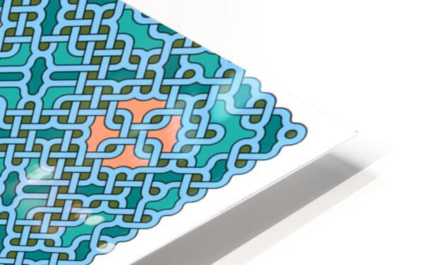Celtic Maze 5014 HD Sublimation Metal print