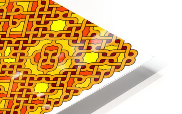 Celtic Maze 5016 HD Sublimation Metal print