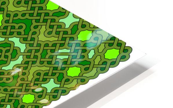Celtic Maze 5017 HD Sublimation Metal print