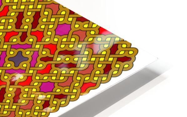 Celtic Maze 5013 HD Sublimation Metal print
